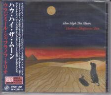 Vladimir Shafranov Trio How High The Moon Venus Records Japan Audiophile CD