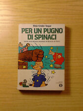 """VOLUME OSCAR MONDADORI """"BRACCIO DI FERRO-PER UN PUGNO DI SPINACI"""" 1975"""