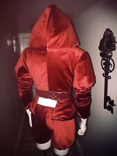 Little Red Riding Hood Theater Prince Costume Genderbending Men's Size M/L New
