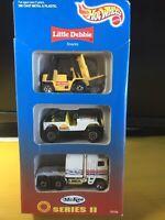 Hot Wheels 1996 Little Debbie 3-Pack Series ll Gift Pack NIB