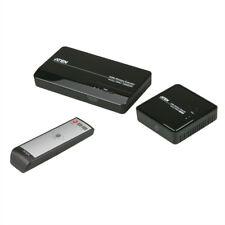 ATEN VE809 HDMI Extender 2 Port, IR-Fernbedienung, Wireless, max. 30m