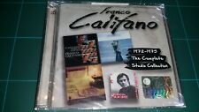 FRANCO CALIFANO - THE COMPLETE STUDIO COLLECTION 1972-1975 (2 CD SIGILLATO)