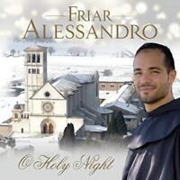 Friar Alessandro o Holy Night (2016) 20-track CD Album Nuovo / Sigillato Natale