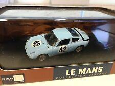 Ixo 1/43 Scale Lmc146 Simca Abarth 1300 #42 le Mans 1962