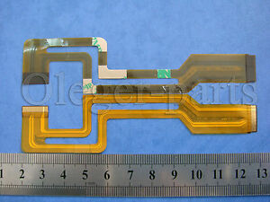 LCD flex cable Sony DCR-HC33 HC33E HC39 HC41 HC42 HC43 HC43E FP-185 1-864-761-11