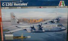 NEW IN BOX- ITALERI-C-130J HERCULES NO:1255-SCALE1:72- 41.4CMS+ DECALS-FREE POST