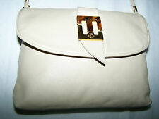 """BORSA  POCHETTE """"TUSCAN'S """" LEATHER BAG  MADE IN ITALY 100%"""