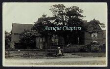 c.1911 Hillfield Farm Hall Green Birmingham 1st Heathfield Scouts Postcard B588