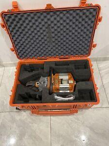 Holmatro BCU 4010 GP Battery Powered Hydraulic Cutter In Hard Carry Case