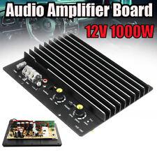 12V 1000W Auto Audio Amplificatore Scheda Lettore Subwoofer per 8 10 /