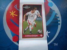 Panini Euro 2016 Coca Cola Stickers Bulgarian Edition Xherdan Shaqiri