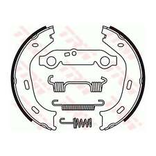 Genuine TRW Rear Parking Brake Shoe Set - GS8218