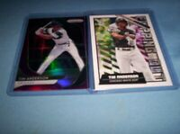 TIM ANDERSON 2020 PRIZM PURPLE CARD-CHICAGO WHITE SOX #161 [NEW]- 1 CARD ONLY