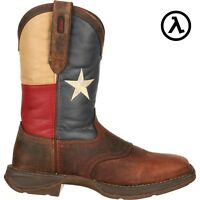 DURANGO PATRIOTIC PULL-ON WESTERN BOOTS DB4446 - ALL SIZES - NEW