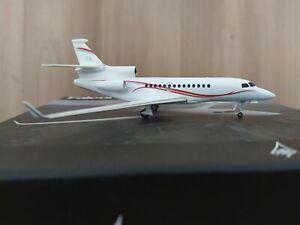 ** RARE ** Dassault 7X 1:200 Diecast model