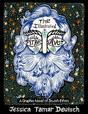 The Illustrated Pirkei Avot : A Graphic Novel of Jewish Ethics (2017, Softcover)