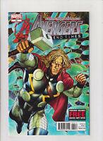 Avengers #34 NM- 9.2 Marvel Comics 2013 End Times Iron Man,Captain America,Thor