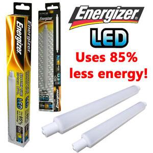 Energizer Strip Light Tube Lamp 221mm 284mm S15 LED 3.5 5.5w = 30W 50W Watt Bulb