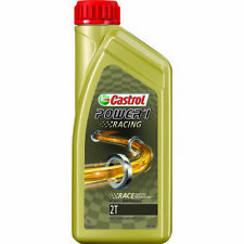 Castrol POWER1 Racing 2T Motorcycle Oil 1 Litre