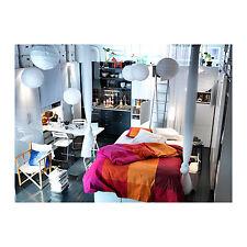 ikea lampenschirme aus stoff g nstig kaufen ebay. Black Bedroom Furniture Sets. Home Design Ideas