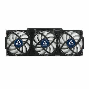 ARCTIC Accelero Xtreme III VGA Cooler - nVidia & AMD, 3 Quiet 92mm PWM Fans, SLI