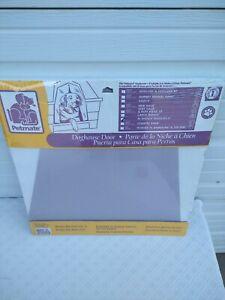 Petmate Indigo & Dogloo II. Dog House replacement Door Flap . NEW. Made in USA