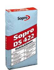 1,12€/KG Sopro DichtSchlämme DS 422 Abdichtung Schlämme Dichtungsschlämme 25KG