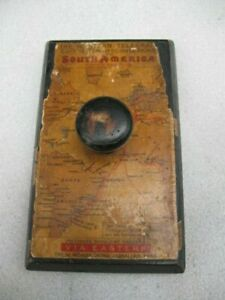 ANTIQUE WESTERN TELEGRAPH Coy DESK INK BLOTTER.Collecable Telecoms Advertising.