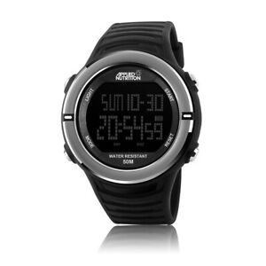 Applied Nutrition Sports Watch Lightweight and Waterproof up to 50 Meters