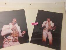 Rare Elvis Original Photos Never Seen Last Tour 1977 Estate Find Lot Of 4