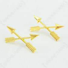 US Special Forces Branch Insignia - American WW2 Repro Badge Collar Cross Arrows