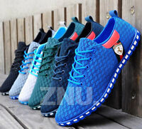 2015 Mens Fashion Shoes Summer Casual Sport Style Breathable Mesh Sneakers Shoes