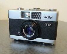 Rollei B 35 Compact 35mm Camera ~ Made in Germany