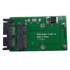 Useful PCI-e mSATA SSD To 1.8 inch Micro-SATA Adapter Converter Card Module 1X