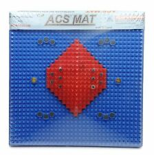 ACS Mat Super Acupressure Pyrmaid Shape For Refilex Points For The Sole - 111