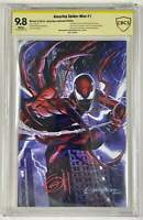 Amazing Spider-Man #1 802 Greg Horn Ultimate Variant CGC 9.8