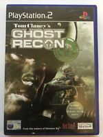 Tom Clancy's Ghost Recon - Sony PS2 Playstation 2 (2002)