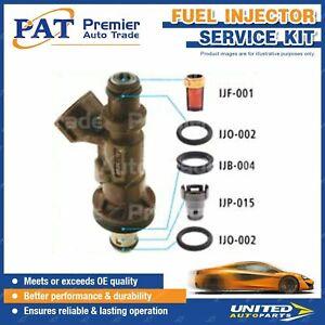 Fuel Injector Service Kit for Toyota Landcruiser Prado VZJ90 VZJ 95 120 121 125