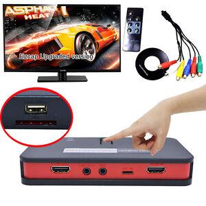 Ezcap 284 XBOX PS4 PC Game Video Capture Card 1080P HDMI YPbpr AV Recording Box