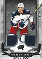 2018-19 Artifacts Materials Silver #88 Pierre-Luc Dubois Jersey /165 - NM-MT