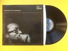 Cecil Taylor At The Cafe Montmartre - Fontana SFJL928 Ex+ Condition Vinyl LP