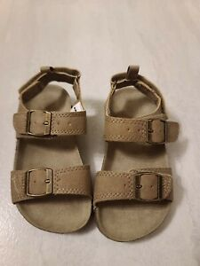 CARTERS TODDLER UNISEX SANDALS SIZE 10 Very Nice! Child Shoe Size 10