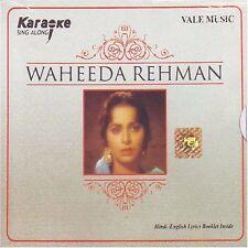 sing along Waheeda Rehman Dev Anand / Bollywood Song Compilation / CD Hindi