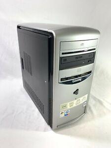 Vintage Gateway 420GR P4 2.93GHz 1.5GB RAM 160GB HD D915GAG Board Retro Gaming