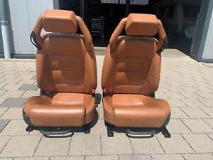 Lamborghini Gallardo Innenausstattung Beige Sitze Türverkleidung Abdeckungen OEM