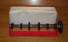 Vintage Mamod Tin Plate Steam Workshop Accessory Drive Belt Line Shaft (09154)