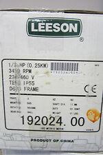 NEW LEESON ELECTRIC 192024.00 MOTOR
