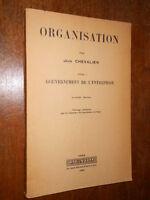 Organisation J. Chevalier vol. I Gouvernement de l'entreprise 1953 L1