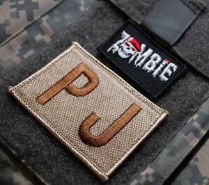 Kandahar Whacker Pro-équipe Medicvac Pedro Dustoff Pararescue Ssi : Pj + Zombie