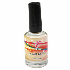 Galaxy 15ml Star Glue Adhesive for Foil Sticker Nail Art Transfer Tips Tools